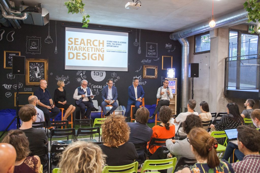 Evento Search Marketing Design